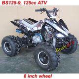 125cc ATV  -BS110-9 grey camou