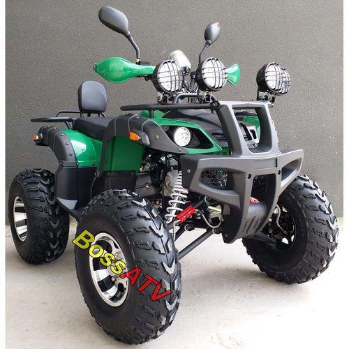 200cc Automatic ATV-BS200-6A
