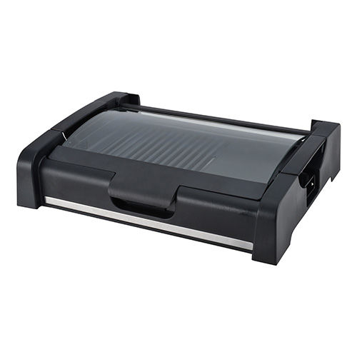 Table-top grill with Glass lid cover-AN-102