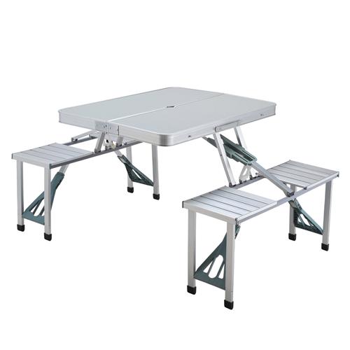 Folding Picnic Table-CHO-150-3
