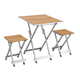 Glass tables-CHO-130-6