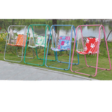 Hanging chairs. Swing chair -CHO-170-4
