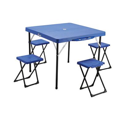 Folding Picnic Table-CHO-150-5