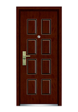 Interior wooden door -FXGM-C305八方相聚