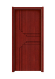 Interior steel wooden door -FX-D509