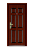 Interior wooden door -FXGM-C306六福盈门