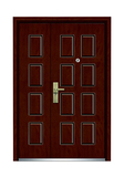 Interior wooden door -FXGM-C305B八方相聚子母门
