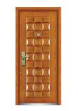 Interior wooden door -FXGM-A102团团圆圆