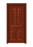 Interior steel wooden door -FX-CN308