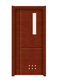 Interior steel wooden door -FX-500W
