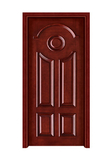 Interior steel wooden door -FX-A103