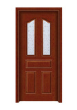 Interior steel wooden door -FX-CN308B