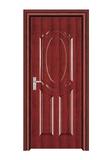 Interior doors -078(红拼木)富雅