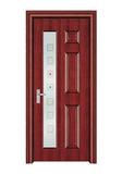 Interior doors -077(红拼木)富贵