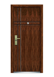 Interior wooden door -FXGM-C313锦绣前程