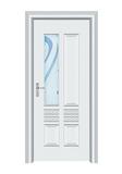 Interior doors -106(纯白)富飞