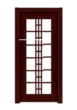Interior steel wooden door -FX-T002