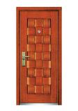 Interior wooden door -FXGM-A104方方正正