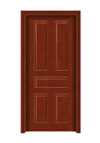 Interior steel wooden door -FX-CN302