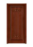 Interior steel wooden door -FX-E604