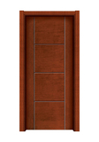Interior steel wooden door -FX-D510