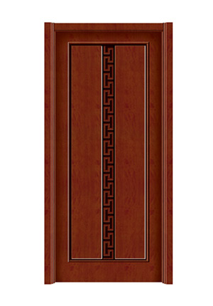 Interior steel wooden door-FX-EK605