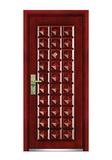 Interior wooden door -FXGM-A101万紫千红