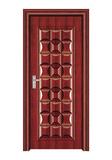 Interior doors -098(红拼木)富财