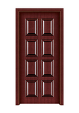 Interior steel wooden door -FX-CN306