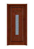 Interior steel wooden door -FX-E604B