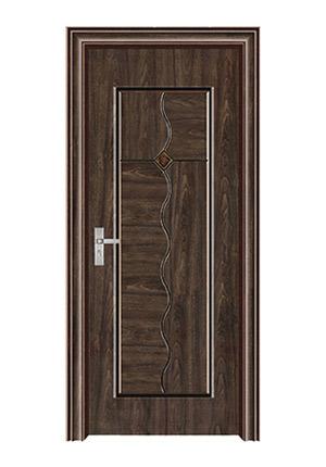 Interior doors-060(黑胡桃)富德