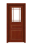 Interior steel wooden door -FX-C301B