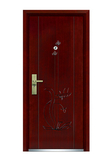 Interior wooden door -FXGM-C316莲花贵子
