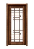 Interior steel wooden door -FX-T007