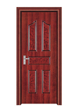 Interior doors -061(红拼木)富顺