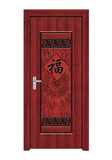 Interior doors -087(红拼木)富达