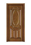 Interior steel wooden door -FX-608