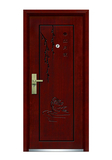 Interior wooden door -FXGM-C318春江月夜