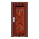 Steel security door -FX-A0109