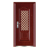 Steel security door -FX-G0859