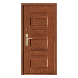 Steel security door -FX-C0391