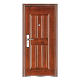 Steel security door -FX-B0369
