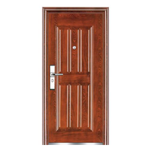 Steel security door-FX-B0369
