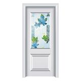 Wood interior doors -FXGS-076