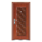 Steel security door -FX-A0165