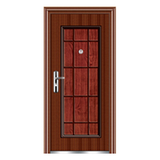 Steel security door -FX-A0111