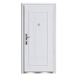Steel security door -FX-A0110