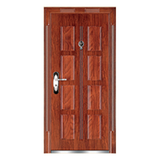 Steel security door -FX-B0149