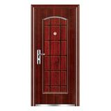 Steel security door -FX-A0139