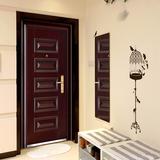 Steel security door -FXGM-D0101